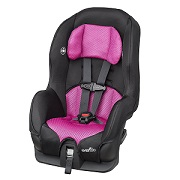 Evenflo Convertible Car Seat for Travel, Abigail
