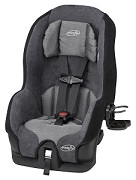 Evenflo Tribute LX Convertible Car Seat for Travel