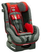 Blaze toddler travel car seat.