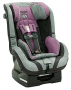Recaro convertible car seats, Riley